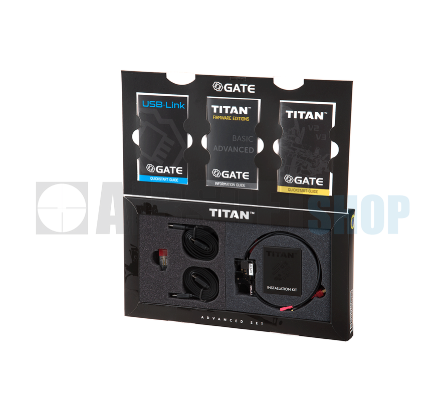 TITAN V2 Advanced Set (Front Wired)