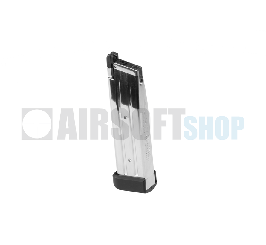 Hi-Capa Dual Stainless 5.1 GBB Mag (31rds)