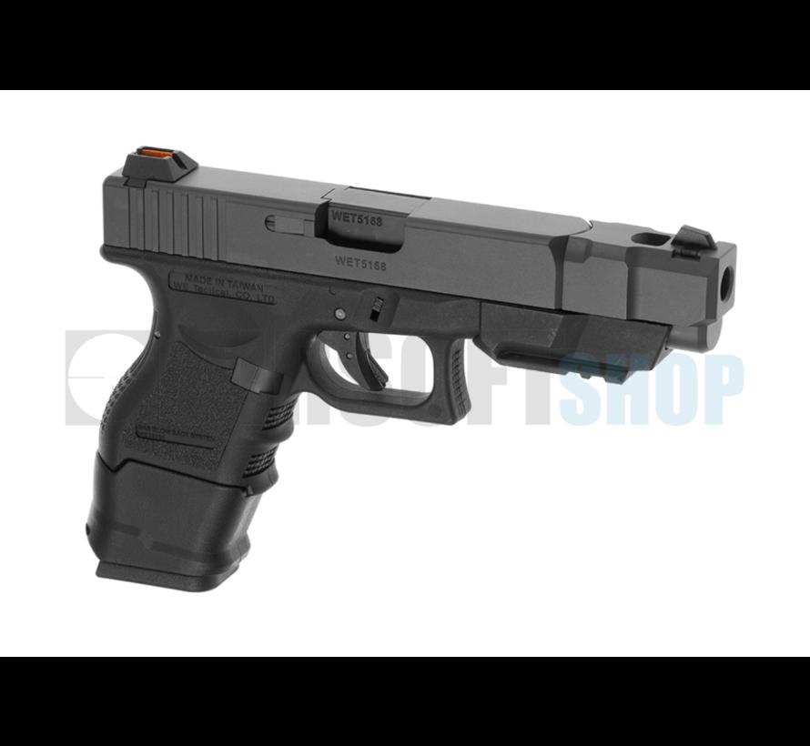 WE26C Advanced Version GBB (Black)