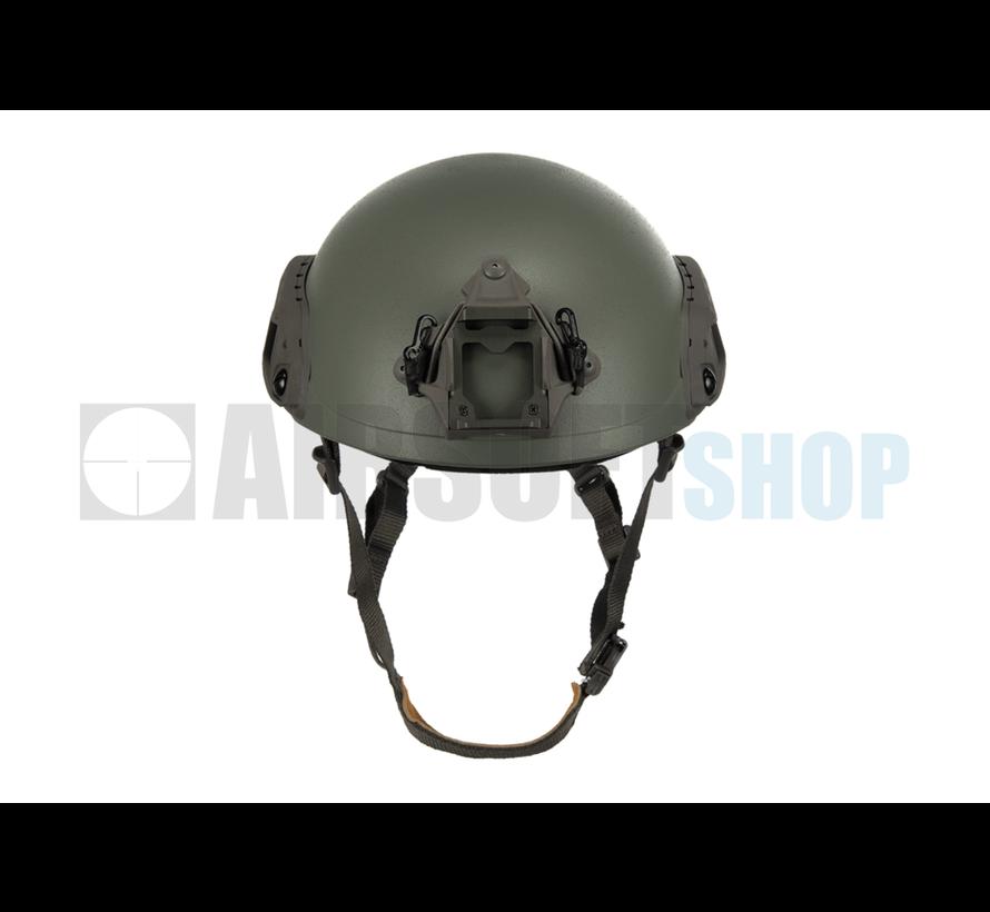SF Super High Cut Helmet (Foliage Green)