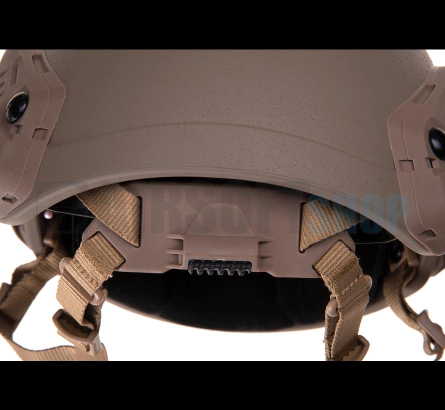 SF Super High Cut Helmet (Tan)