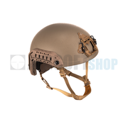 FMA SF Super High Cut Helmet (Tan)