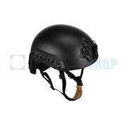 FMA SF Super High Cut Helmet (Black)