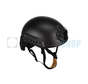SF Super High Cut Helmet (Black)