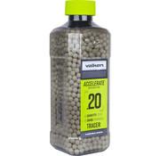 Valken ACCELERATE Bio BB 0,20g Green Tracer (2500rds)