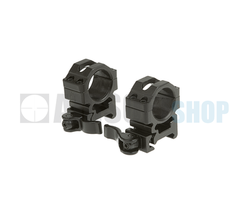 Leapers / UTG QD 25.4mm Mount Rings (Medium)