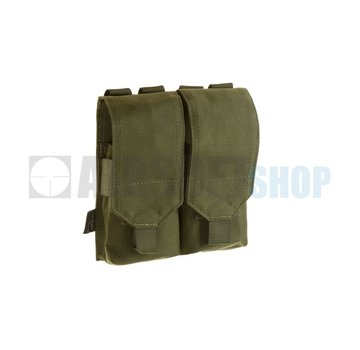 Invader Gear 5.56 2x Double Mag Pouch (Olive Drab)