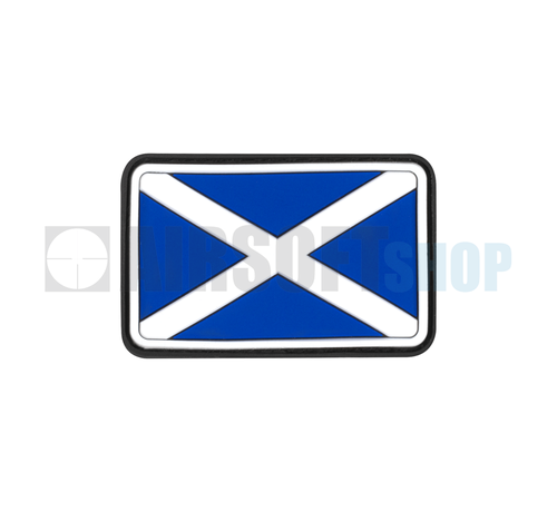 JTG Scotland Flag Rubber Patch