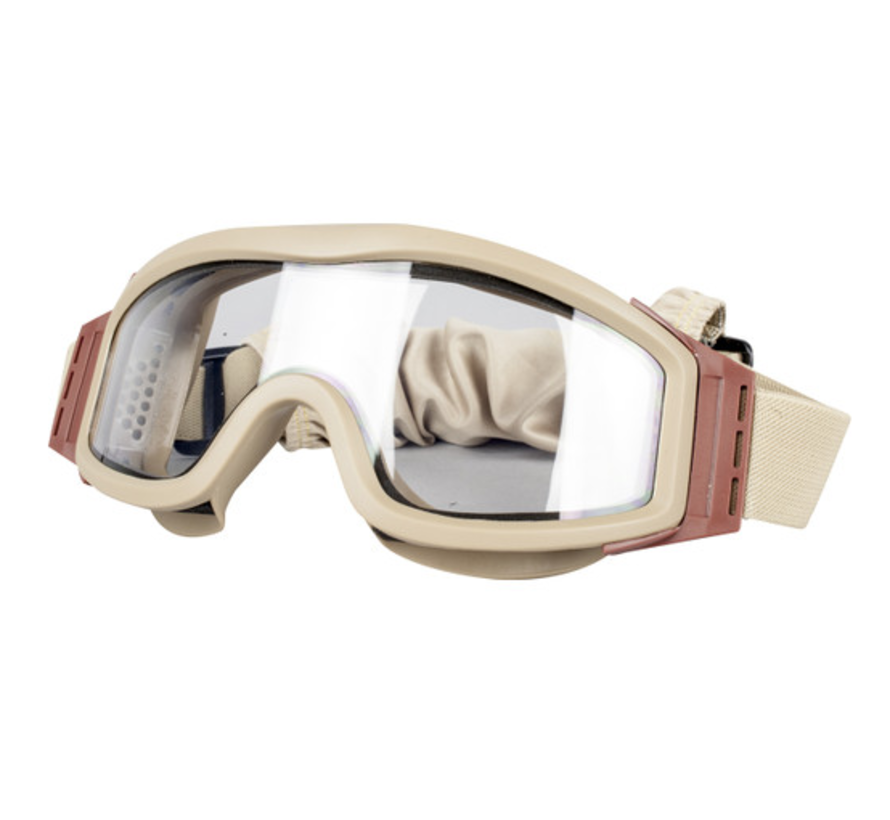 Tactical Tango Thermal Goggles (Tan)