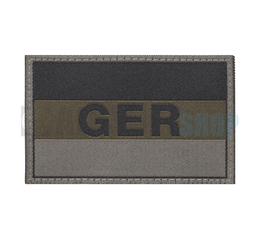 Germany Flag Patch (RAL7013)