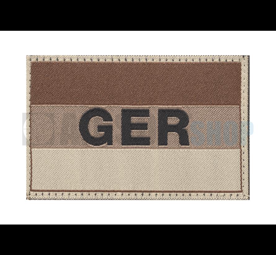 Germany Flag Patch (Desert)