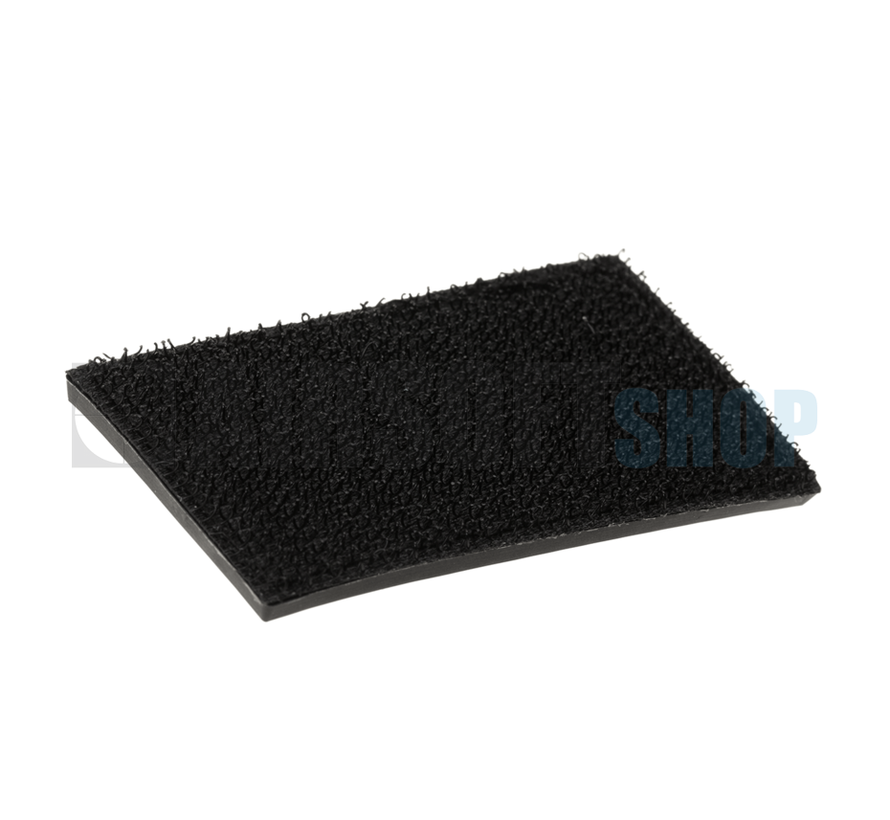 Evil Smiley PVC Patch (Blackmedic)