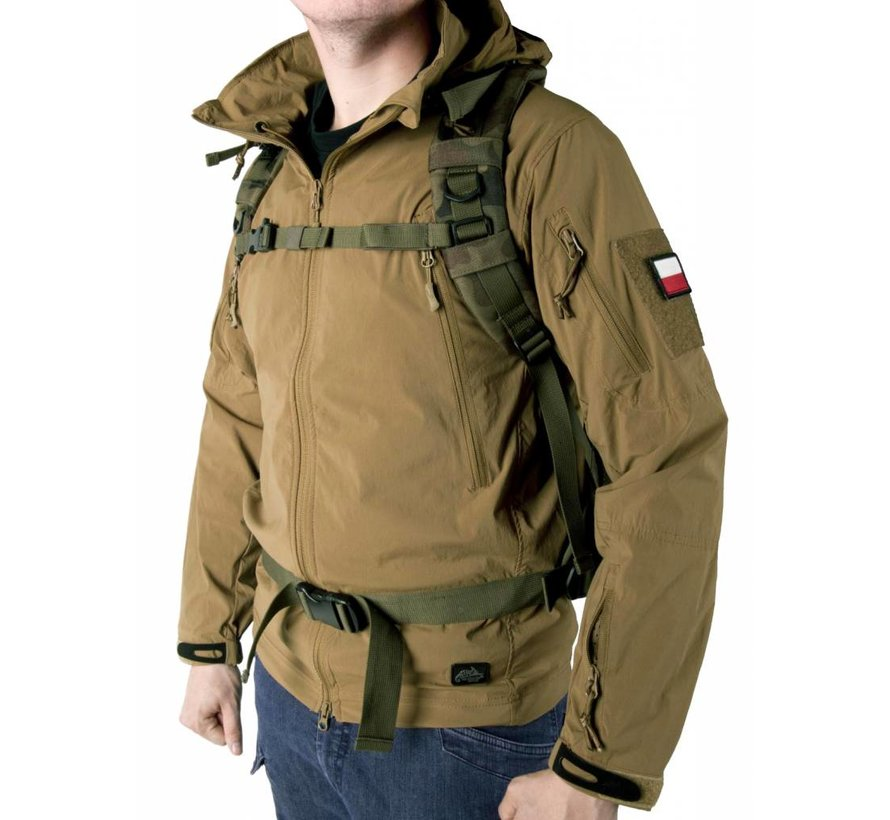 Trooper Soft Shell Jacket (Coyote)