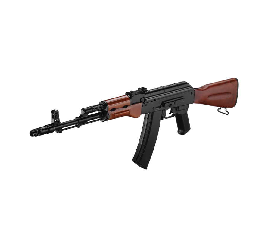AK74 MAR (Fixed Wood Stock)
