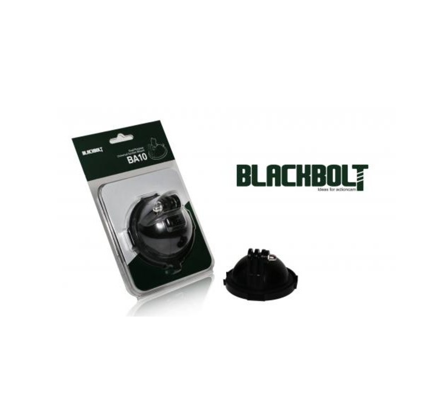 BA10 Mini Suction Cup for GoPro