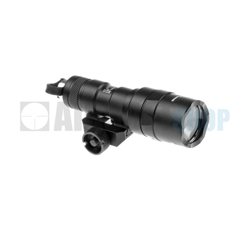 Night Evolution M300B Mini Scout Flashlight (Black)