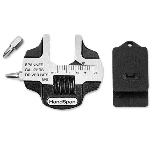 True Utility HandSpan KeyRing Accessory