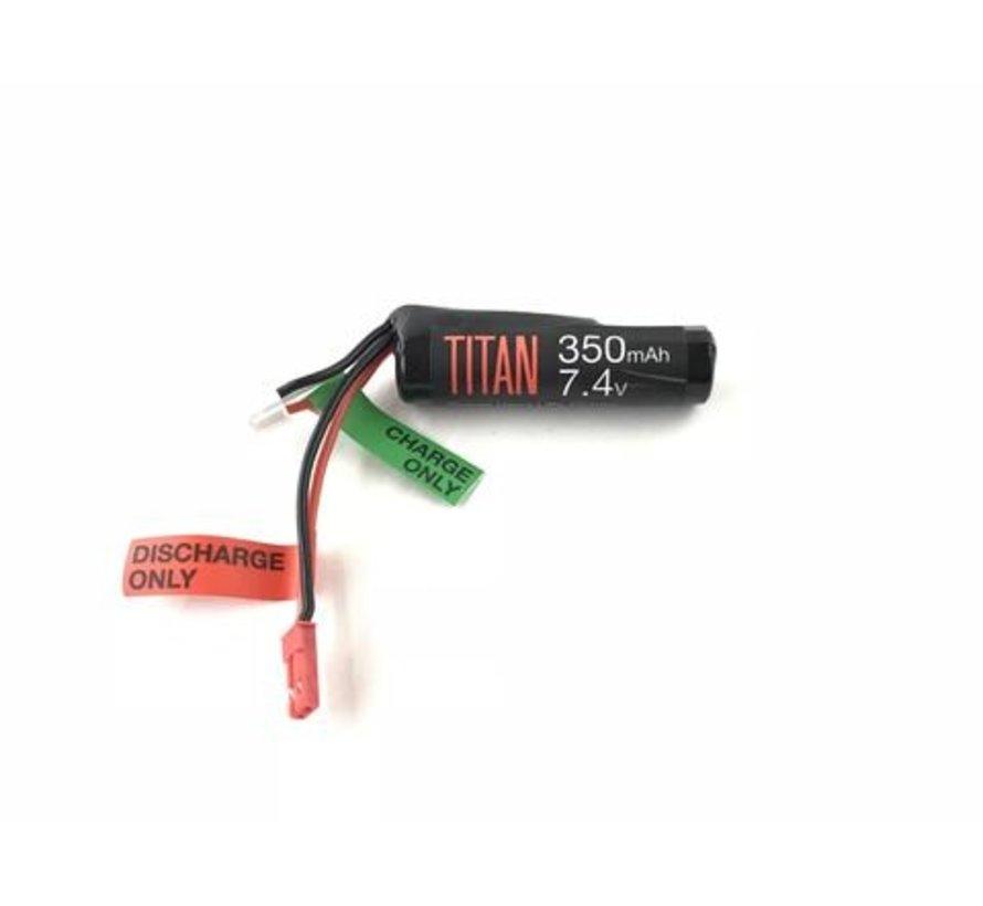 FCU 7.4V 350mAh HPA LiPo Battery