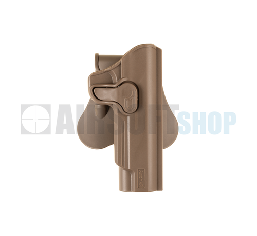 Amomax Paddle Holster for WE / KJW / KWA / TM 1911 (Dark Earth)