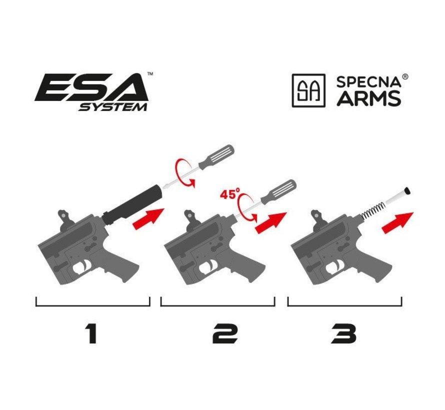 SA-E08 EDGE