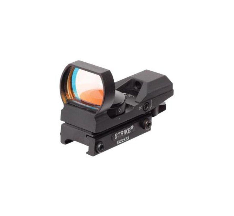 22 X 33 mm Red Dot Sight