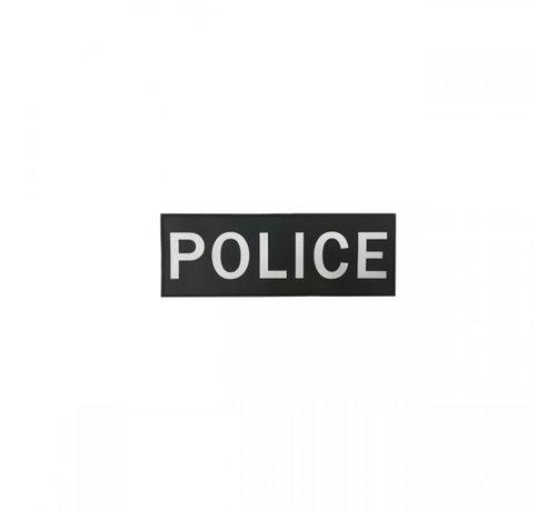 Pitchfork Police Patch Small (Black)