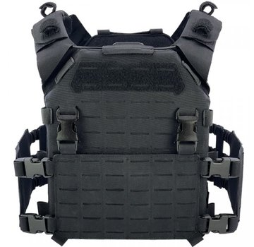 Pitchfork MPC Modular Plate Carrier (Black)