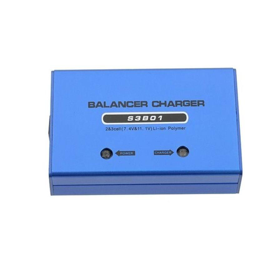 LiPo Lader + Balancer