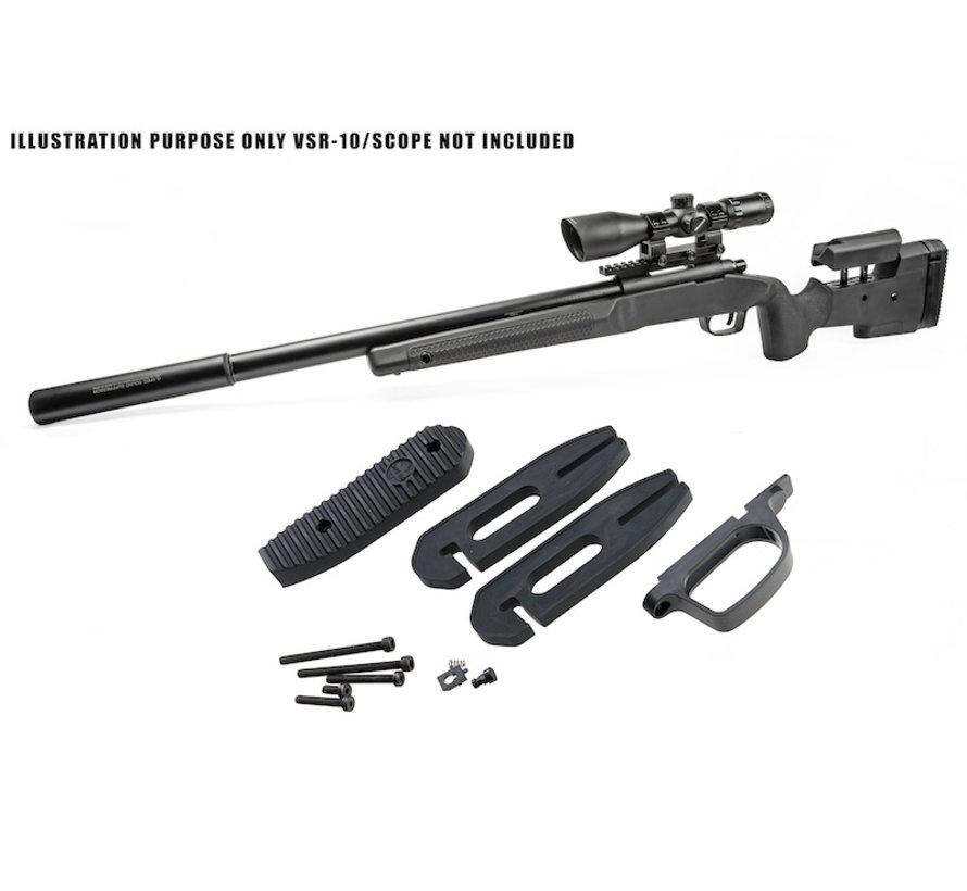MLC-S1 Tactical Stock (Dark Earth)