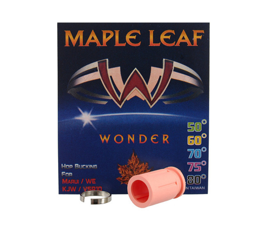Wonder Hop Up Rubber 75 Degree for VSR-10 & GBB
