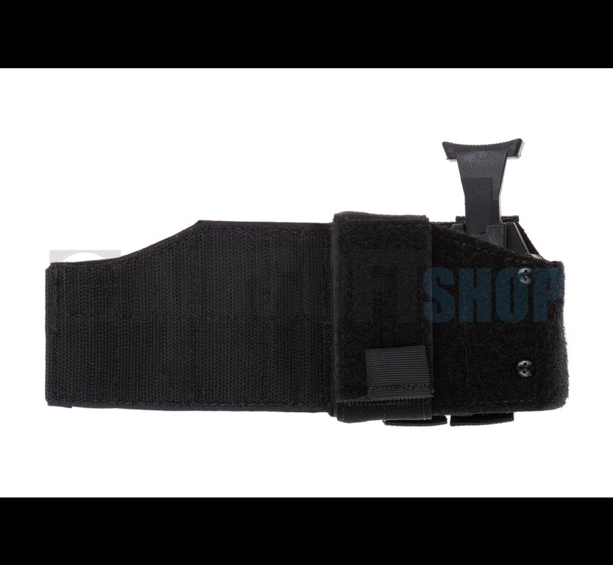 Universal Pistol Holster LEFT (Black)