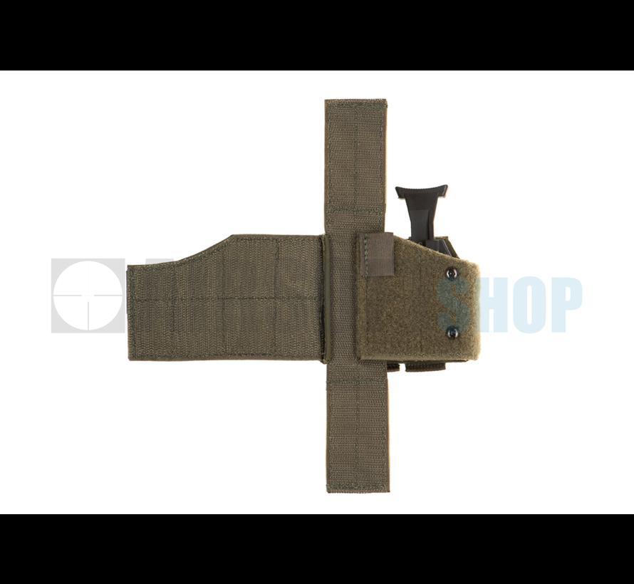 Universal Pistol Holster LEFT (Olive Drab)