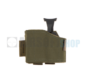 Warrior Universal Pistol Holster LEFT (Olive Drab)