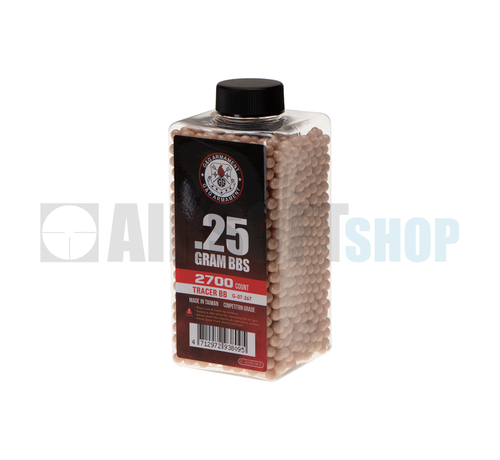 G&G RED Tracer BB 0,25g (2700rds)