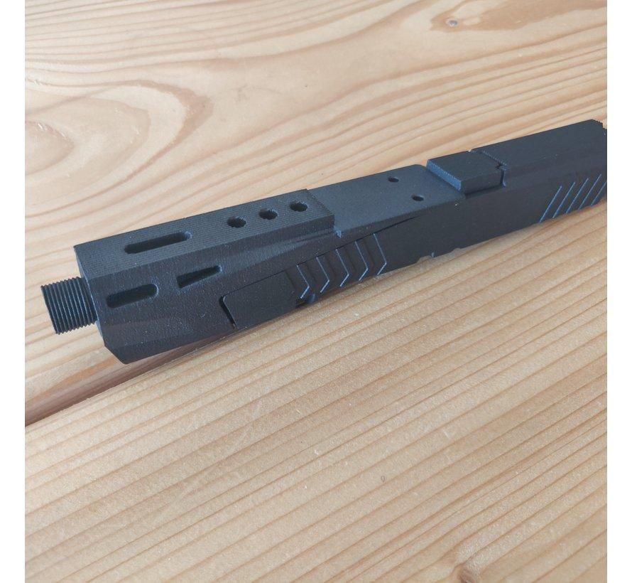 3D Print Hi-Capa 22LR (Vortex razor) (Black)