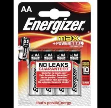 Energizer AA/LR06  Alkaline Batterij