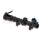 Aim-O 1-4x24 Tactical Scope (Black)