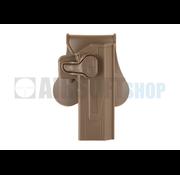 Amomax Paddle Holster for WE / KJW / TM Hi-Capa (Dark Earth)