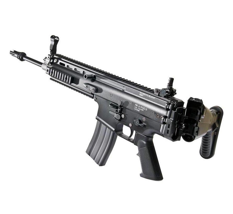 Custom TM NEXT-GEN SCAR-L Full Upgrade  (Black