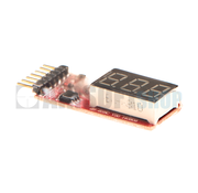 VB Power Simple Voltage Display 1-6S Lipo Voltage Meter