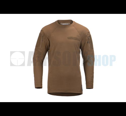 Claw Gear MK.II Instructor Shirt LS (Coyote)