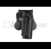 Amomax Paddle Holster for WE / KJW / KWA / TM M9  (Black)