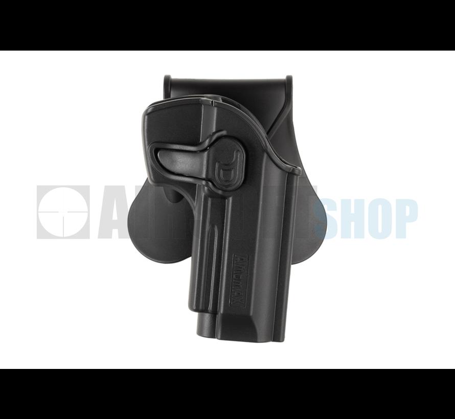 Paddle Holster for WE / KJW / KWA / TM M9  (Black)