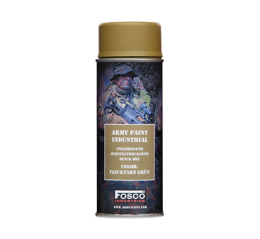 Spray Paint Flecktarn Grün 400ml