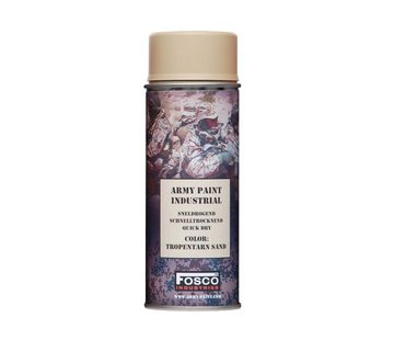 Fosco Spray Paint Tropentarn Sand 400ml