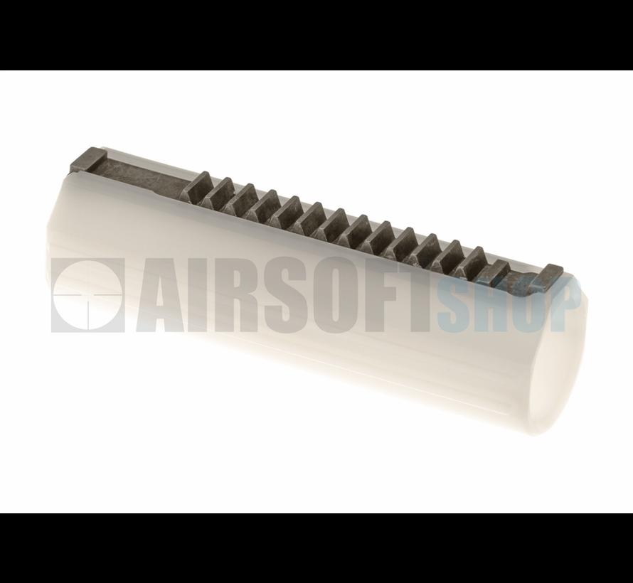 CNC Piston 14,5 Steel Teeth POM