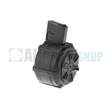 G&G Drum Mag M4 Auto-Winding (2300rds)
