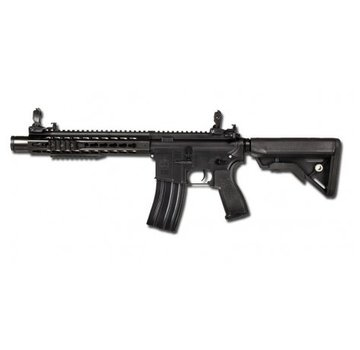 """Evolution Airsoft Recon UX4 10"""" Amplified Carbontech (Black)"""