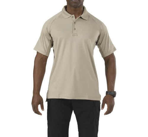 5.11 Tactical Performance Polo SS (Silver Tan)