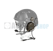 Z-Tactical SRD Headset For Fast Helmet (Military Standard Plug) (Foliage Green)